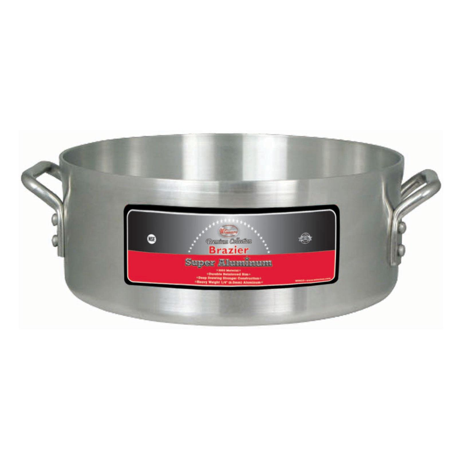 Winco AXHB-28 brazier pan