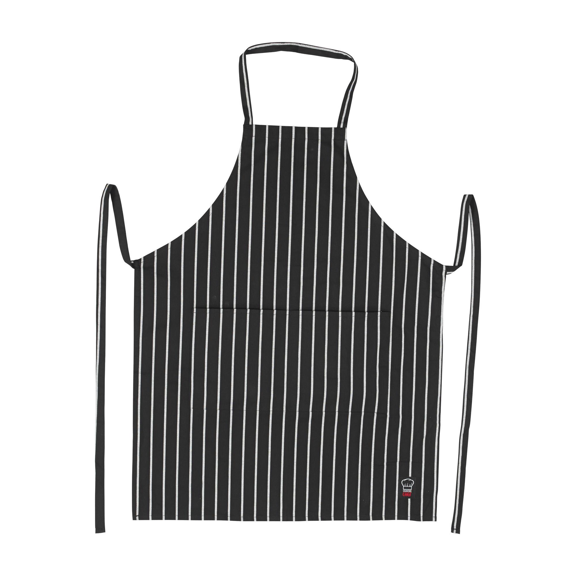 Winco BA-3427CS bib apron