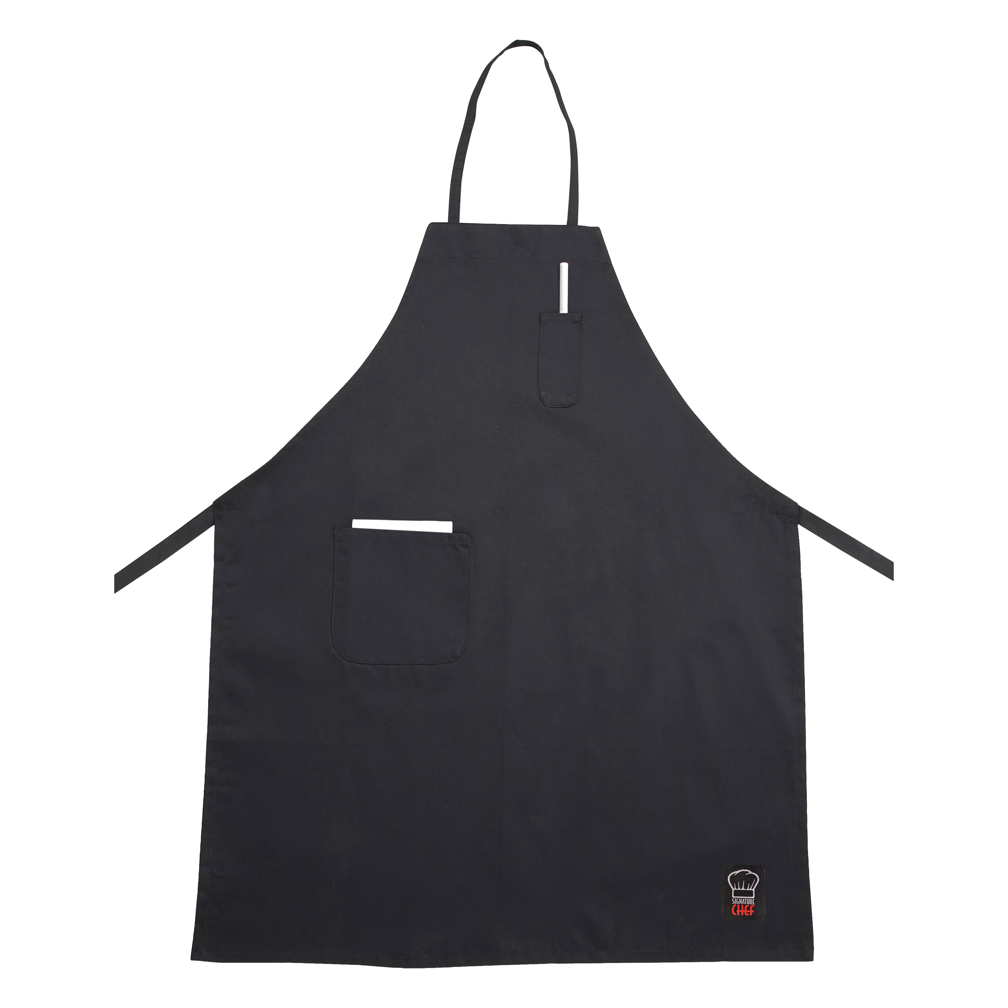 Crown Brands, LLC BAP-BK bib apron