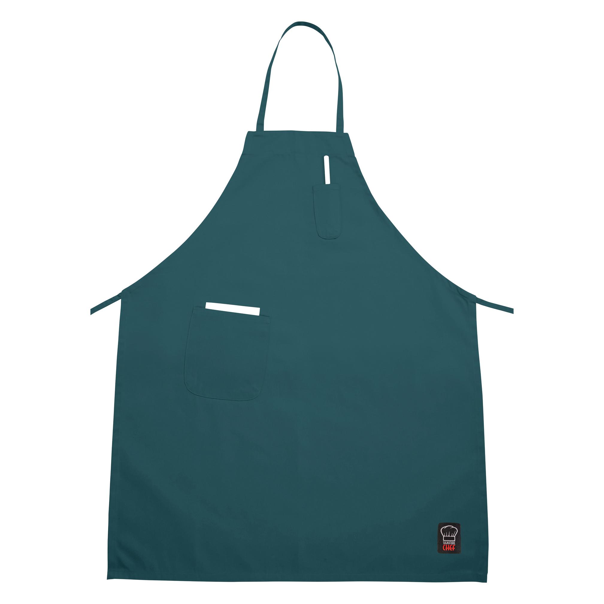 Winco BA-PGN bib apron