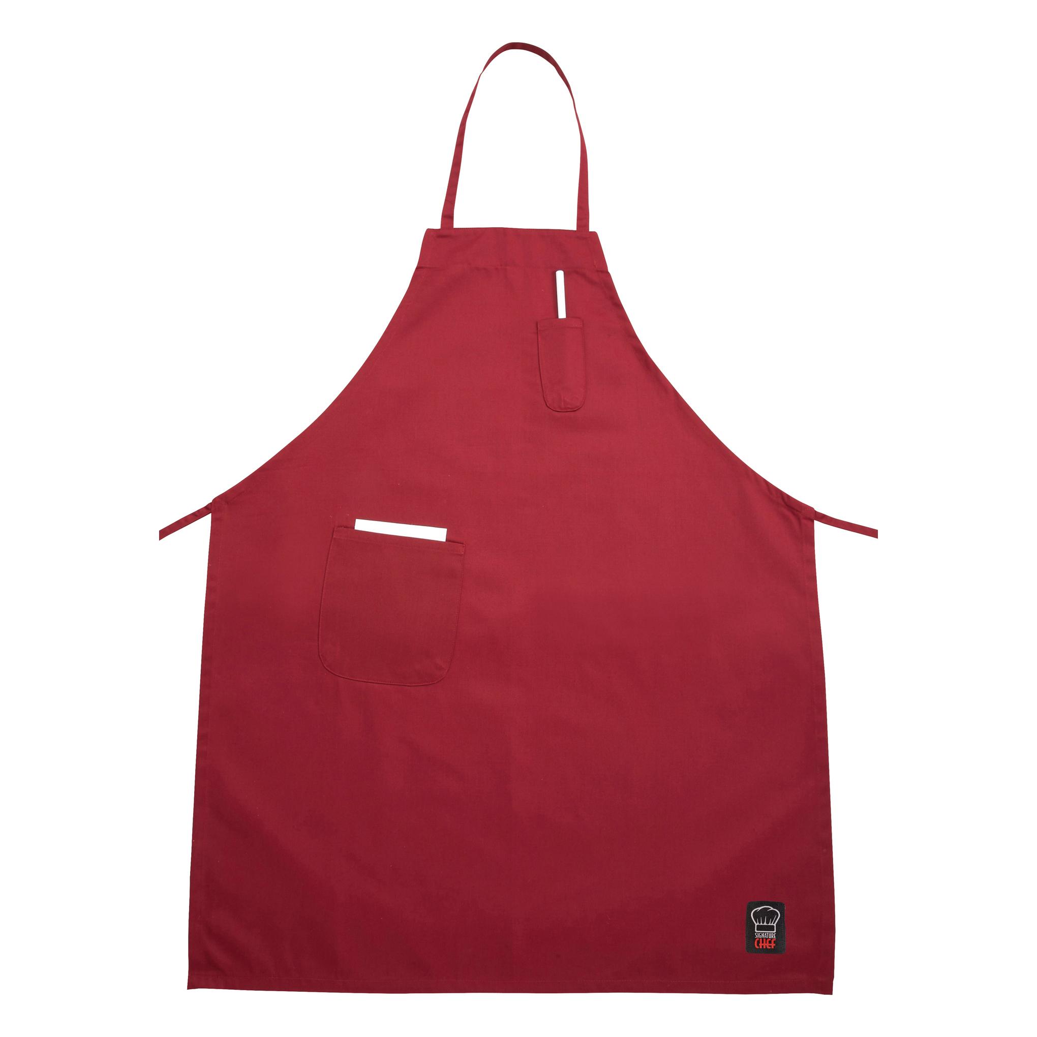 Winco BA-PRD bib apron
