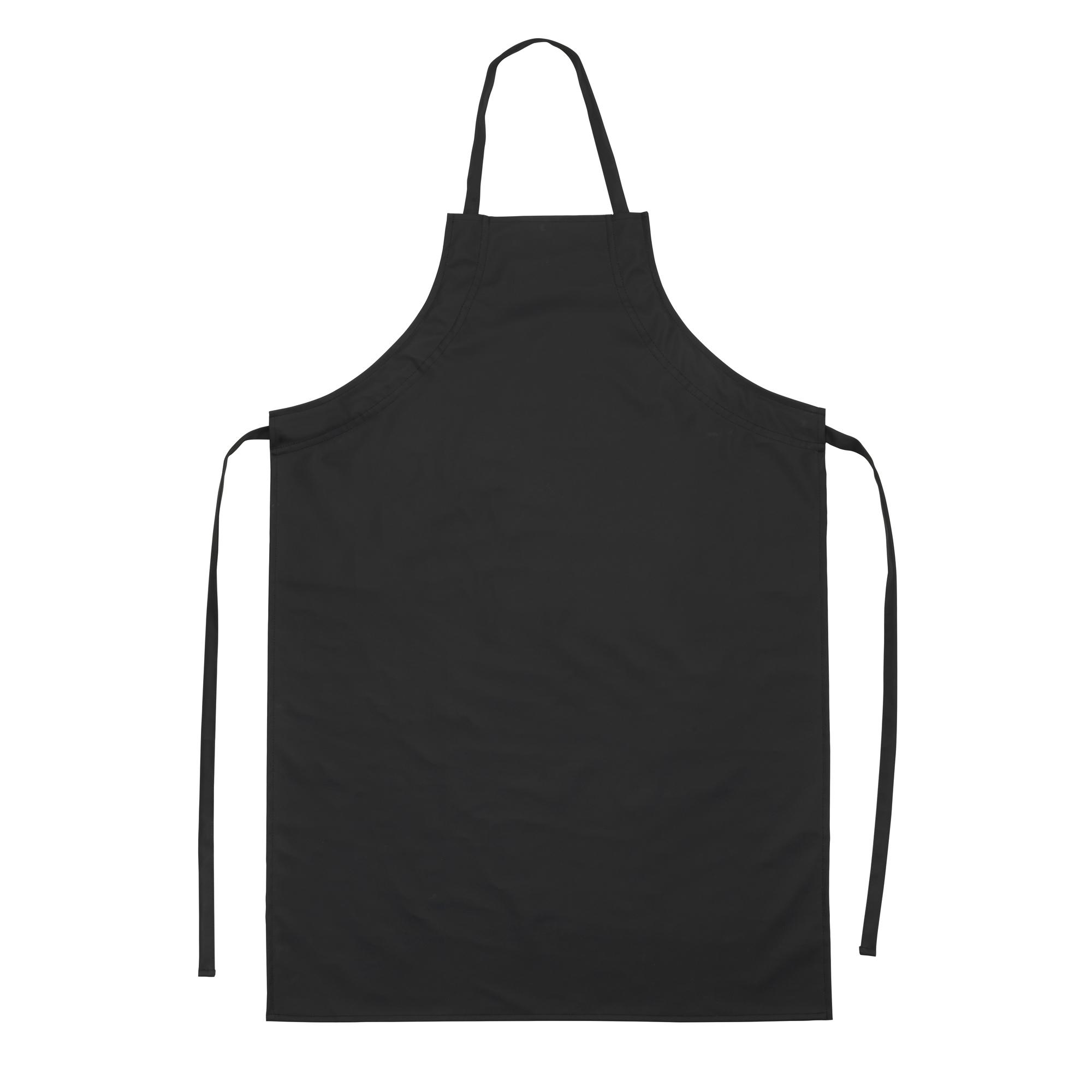 Winco BAW-2540BK dishwashing apron