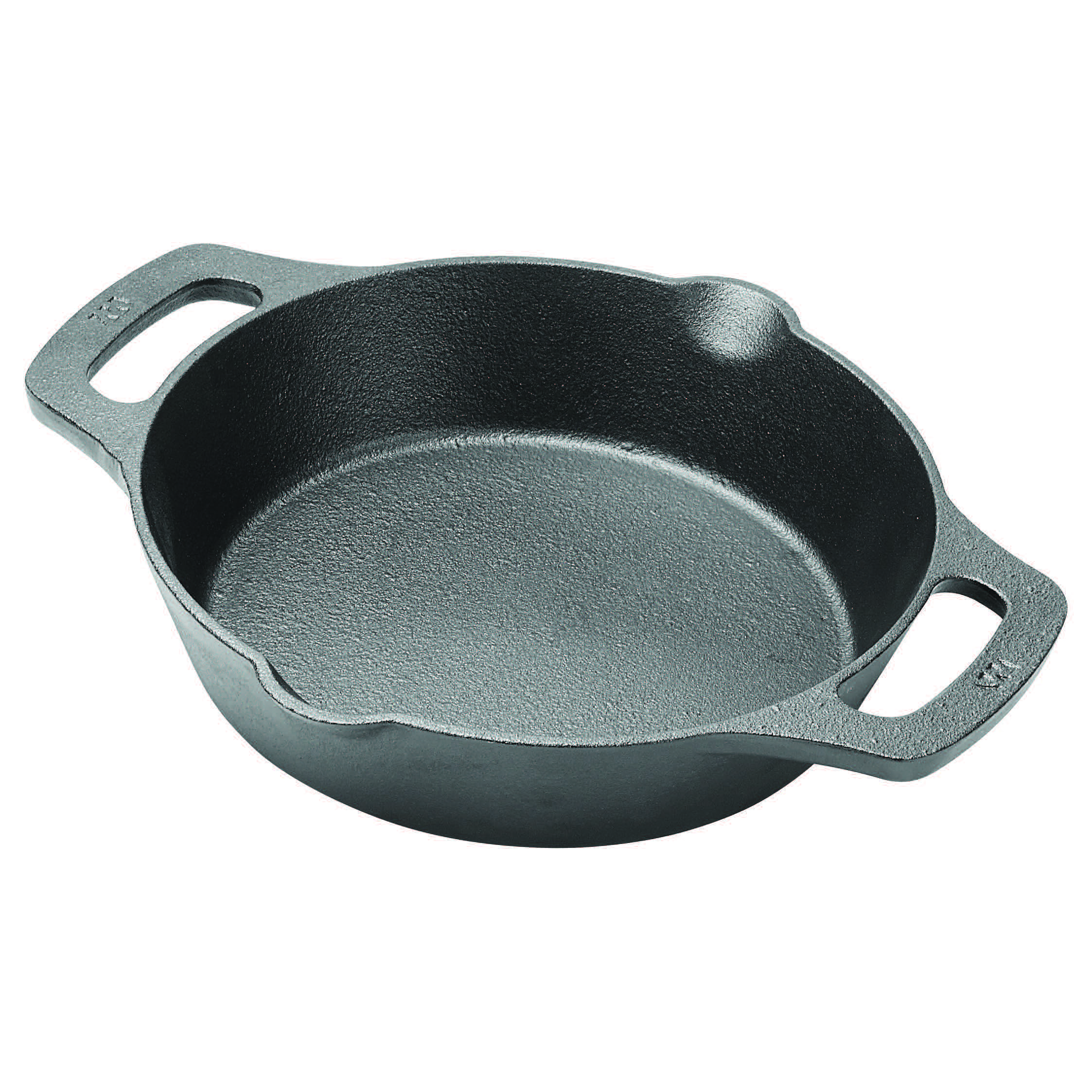Winco CASD-8 cast iron fry pan