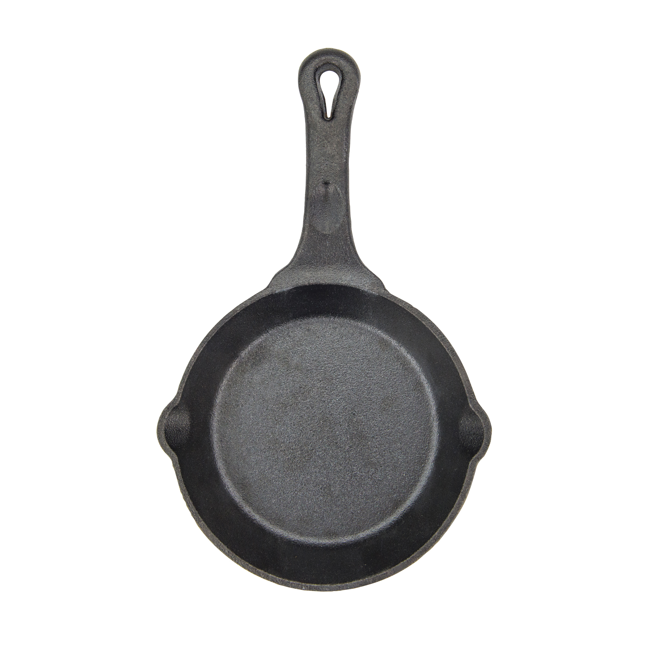Winco CAST-6 cast iron fry pan