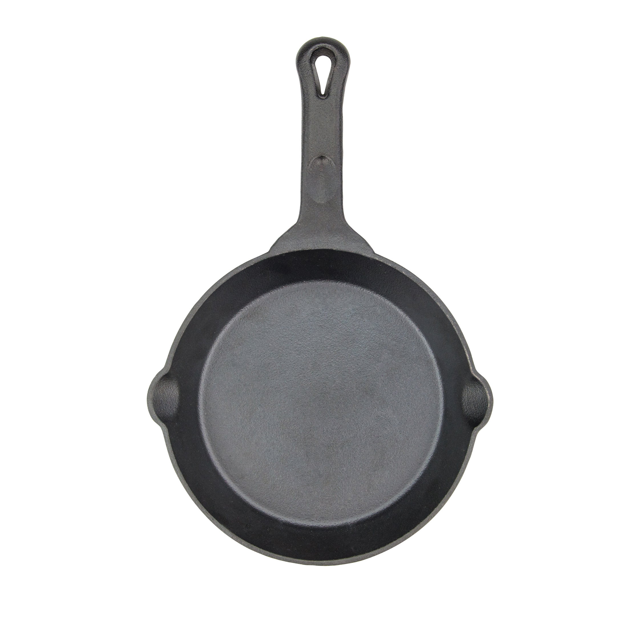 Winco CAST-8 cast iron fry pan