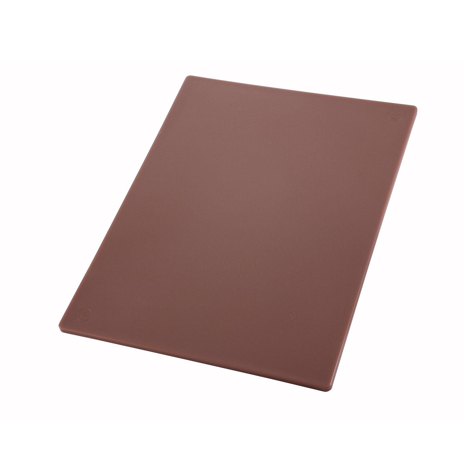 Winco CBBN-1520 cutting board, plastic