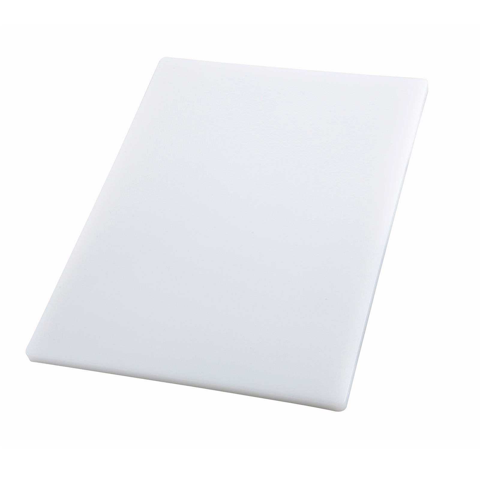 Winco CBH-1218 cutting board, plastic