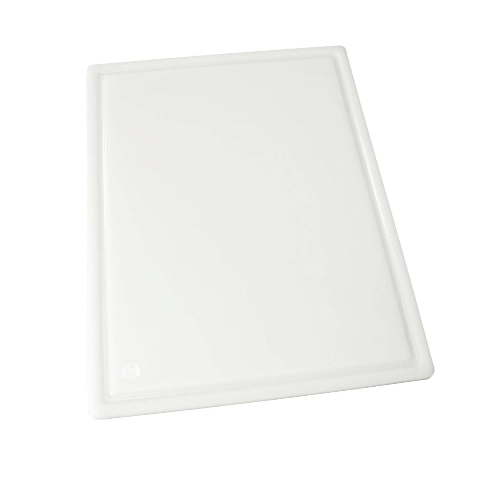 Winco CBI-1824H cutting board, plastic