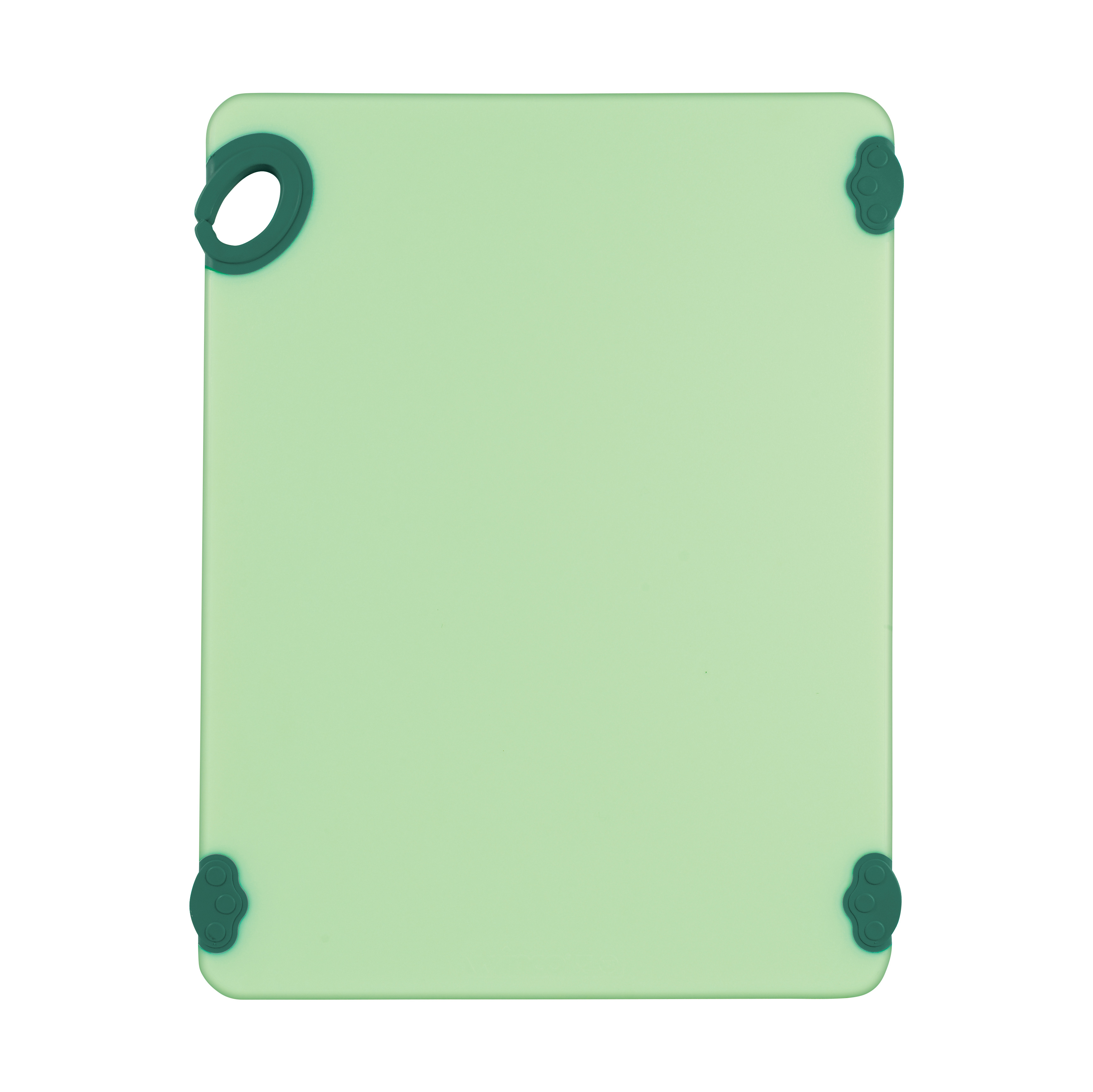 Winco CBK-1520GR cutting board, plastic