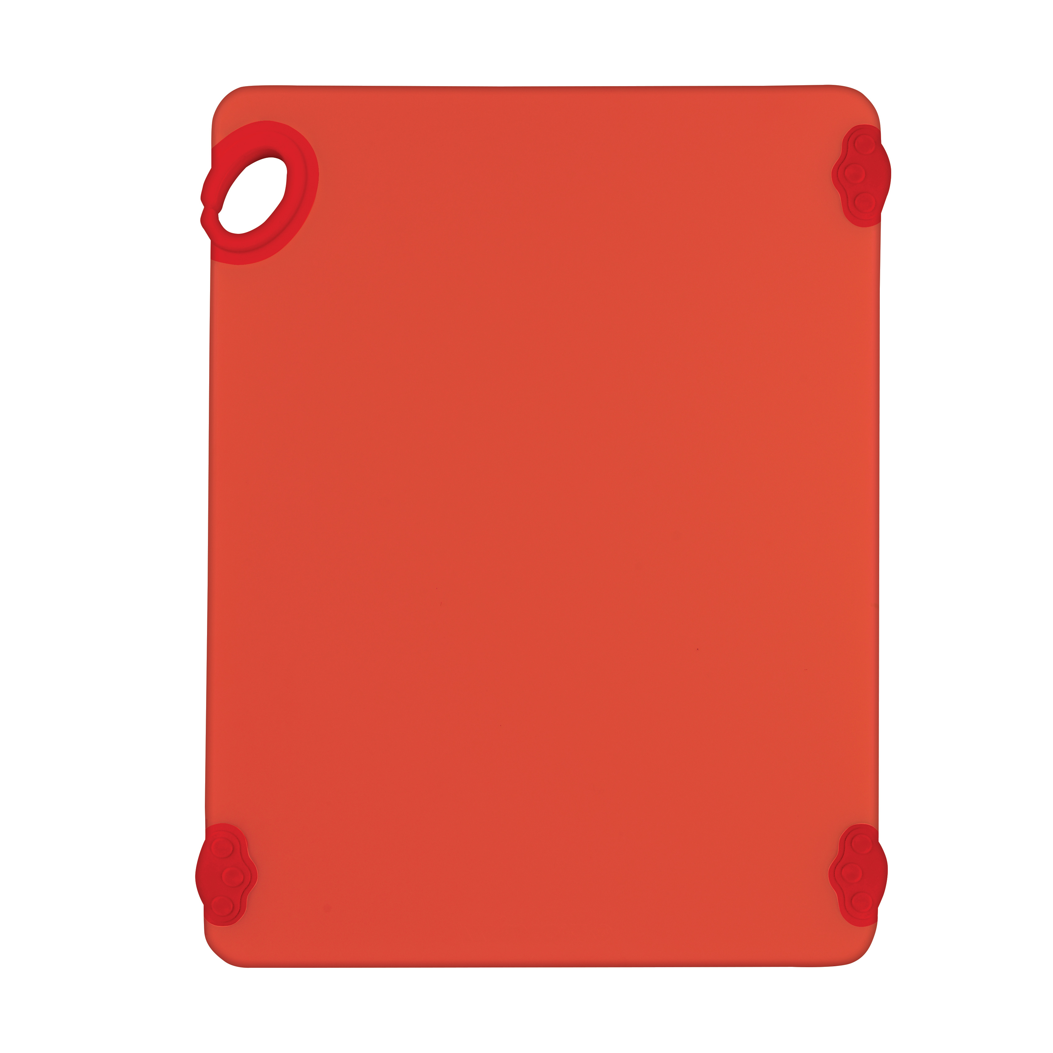 Winco CBK-1520RD cutting board, plastic
