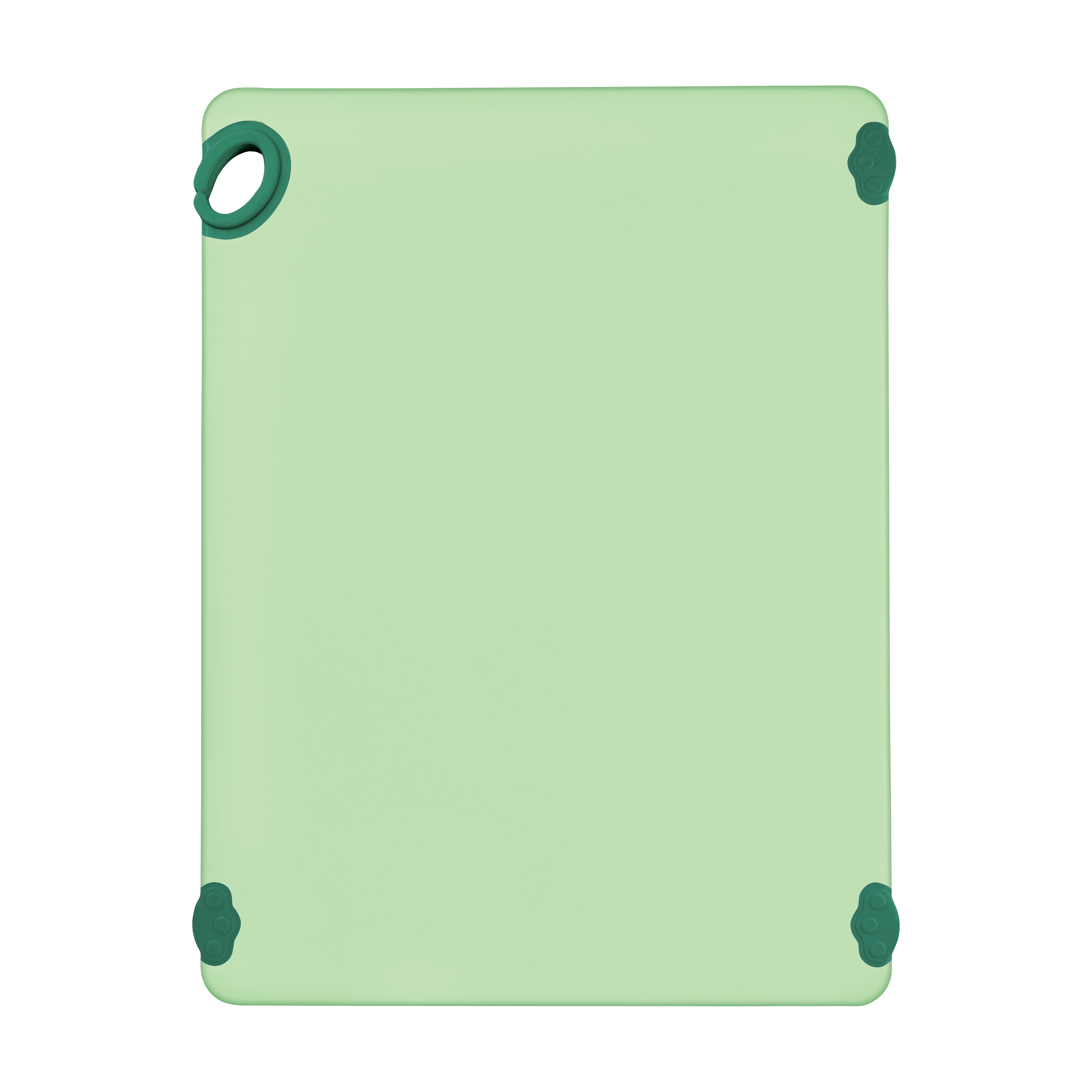 Winco CBK-1824GR cutting board, plastic