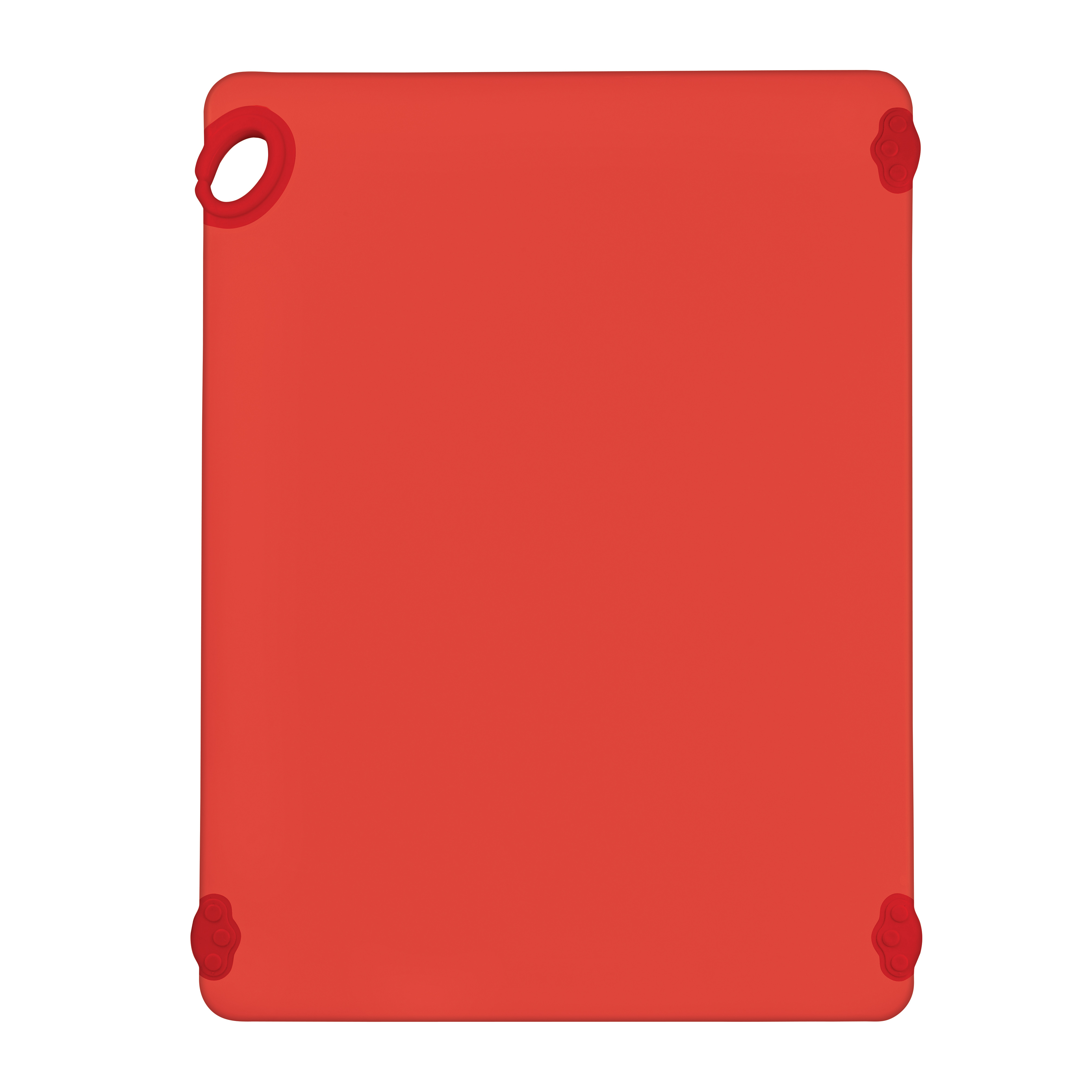 Winco CBK-1824RD cutting board, plastic