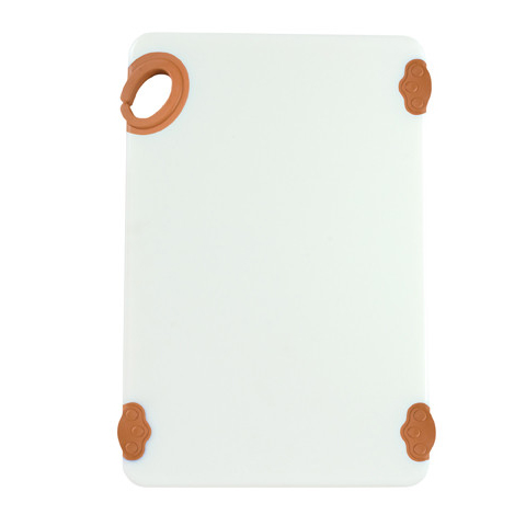 Winco CBN-1218BN cutting board, plastic