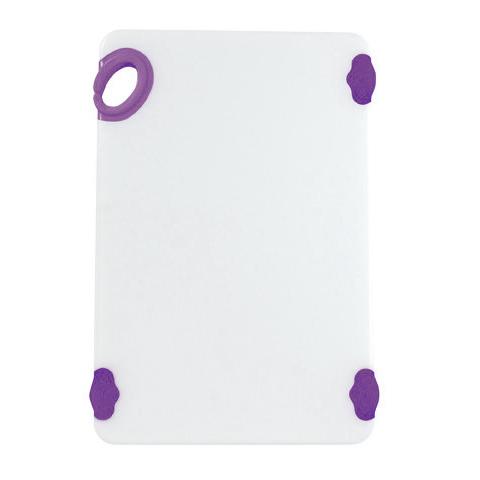 Winco CBN-1218PP cutting board, plastic