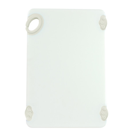 Winco CBN-1218WT cutting board, plastic