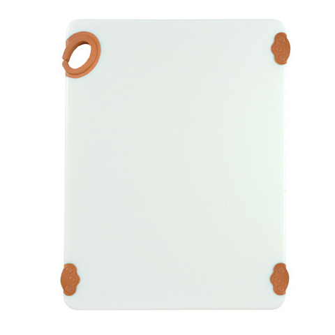 Winco CBN-1520BN cutting board, plastic