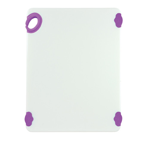 Winco CBN-1520PP cutting board, plastic