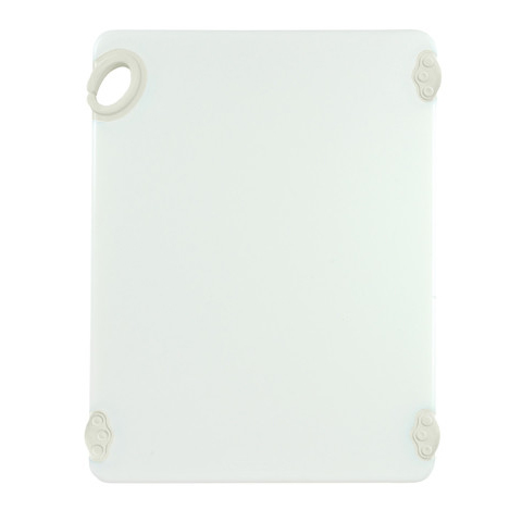 Winco CBN-1520WT cutting board, plastic