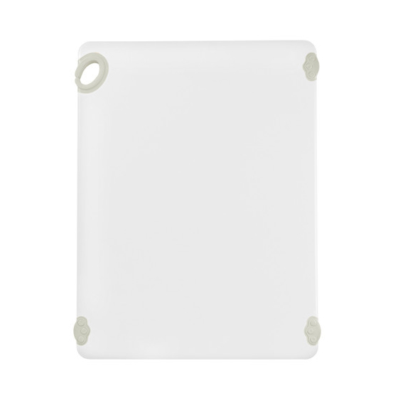 Winco CBN-1824WT cutting board, plastic