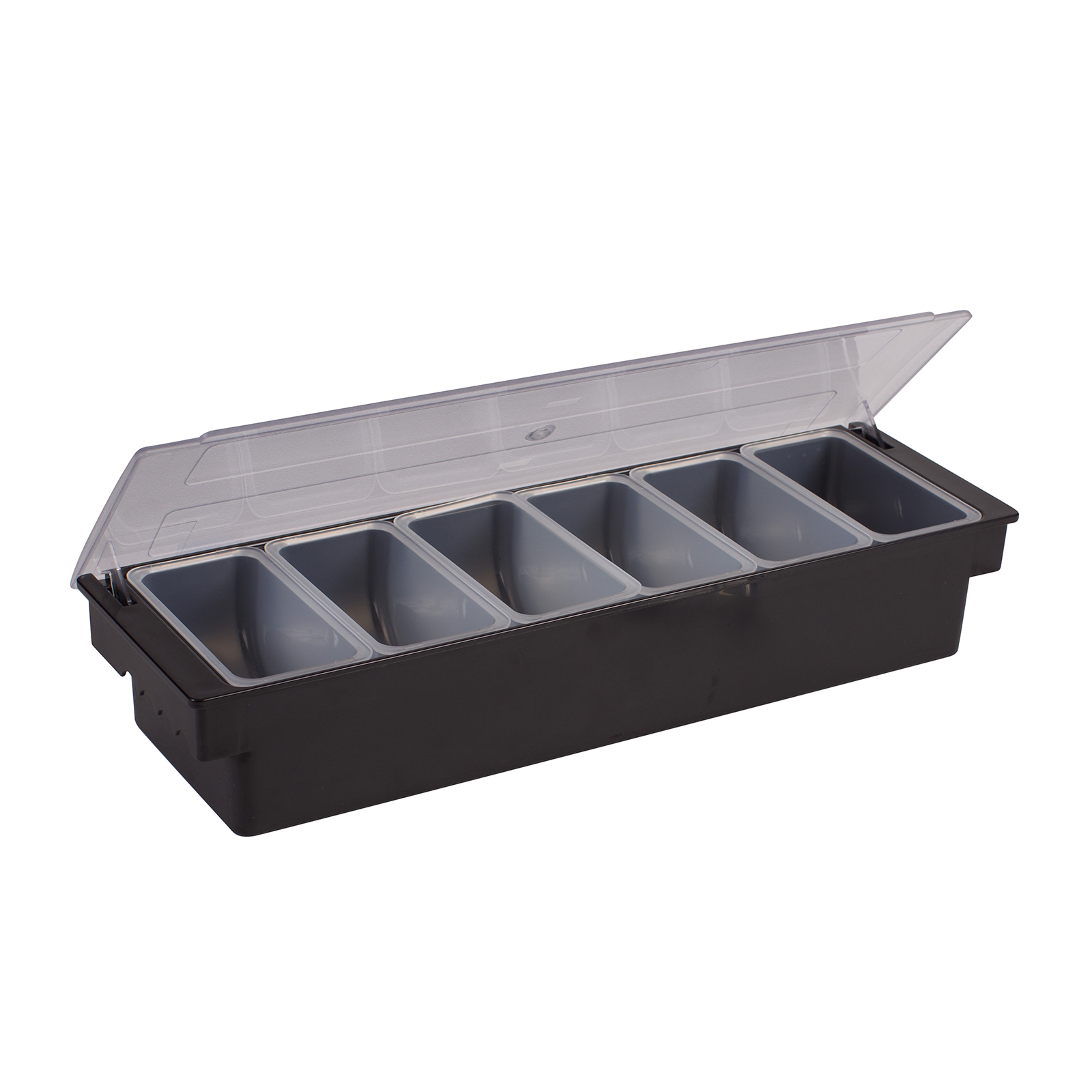 Winco CCH-6 condiment caddy, countertop organizer