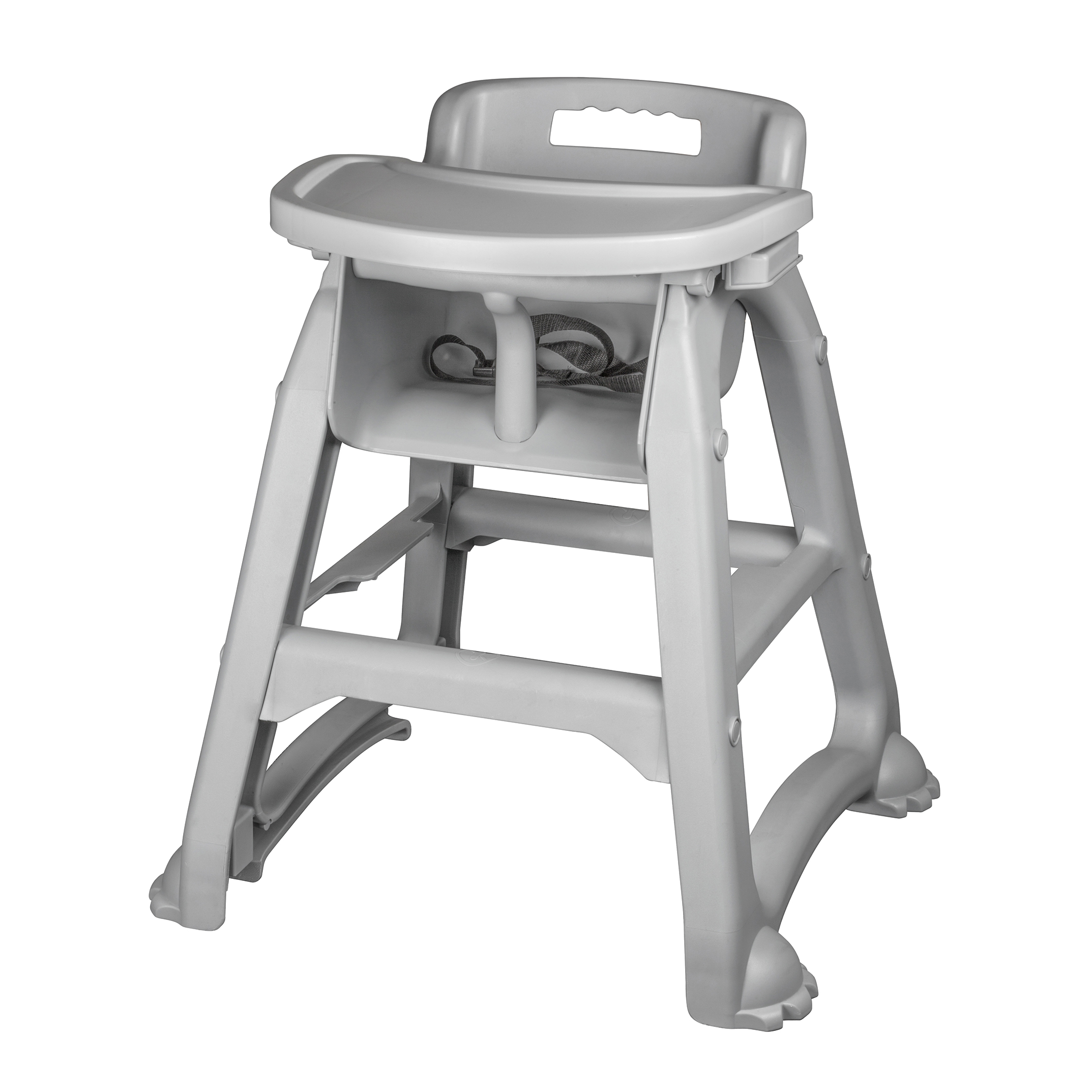Winco CHH-25 high chair, plastic