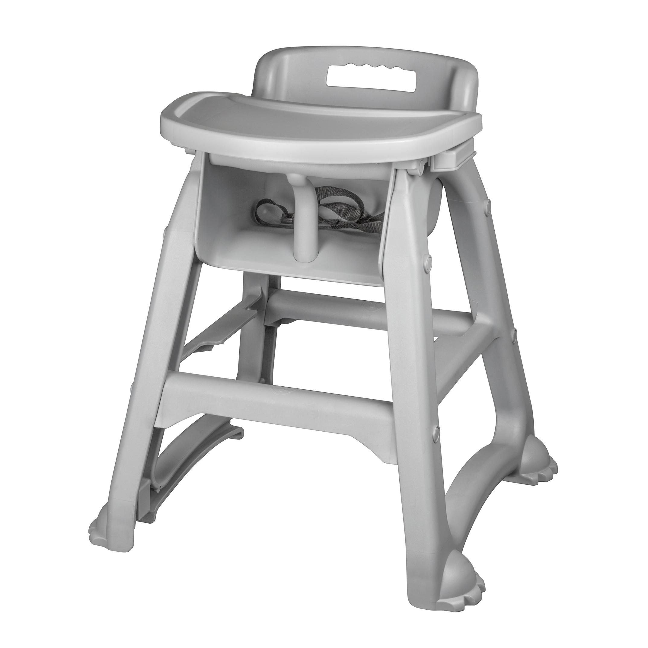 Winco CHH-25 high chair, plastic