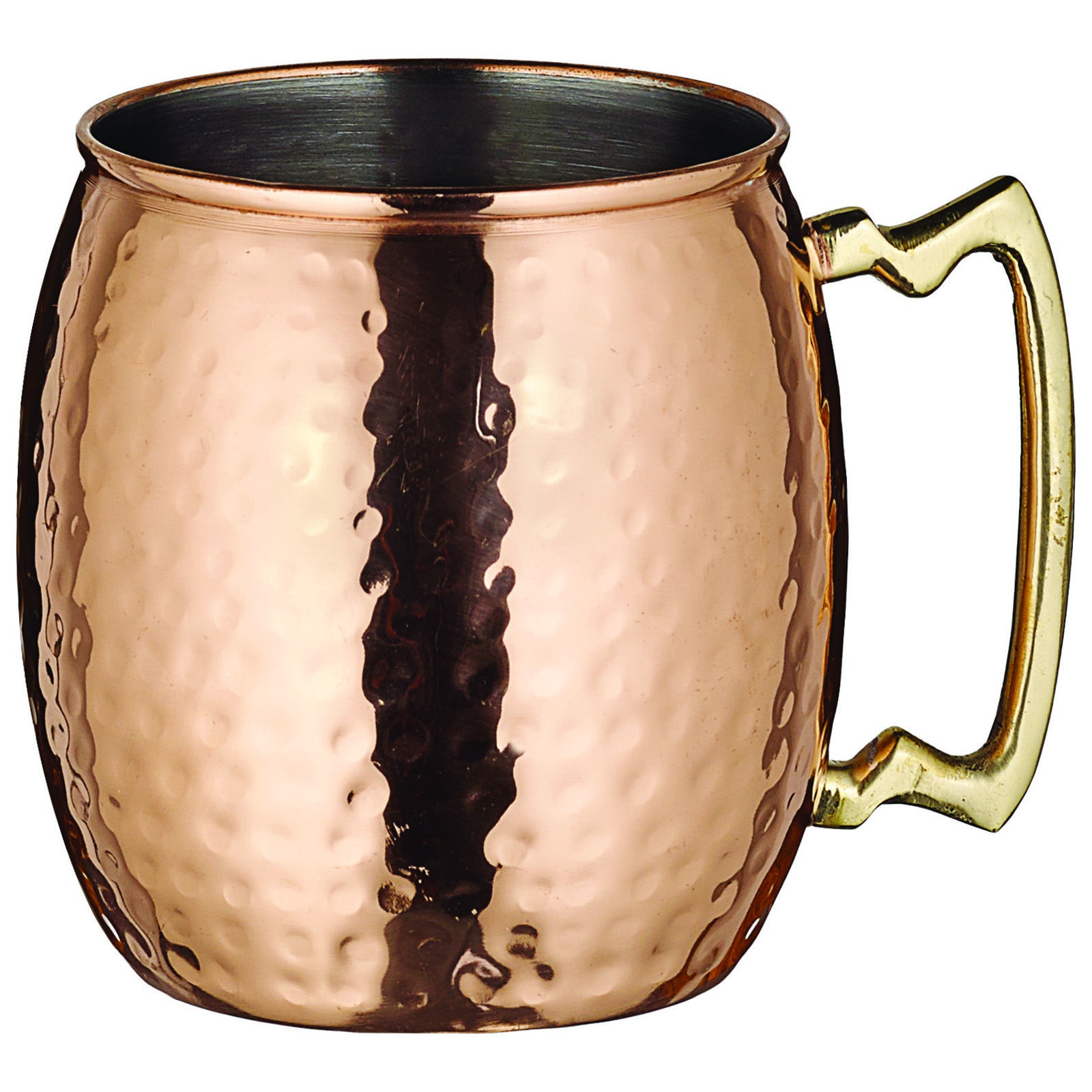 Winco CMM-20H mug, metal