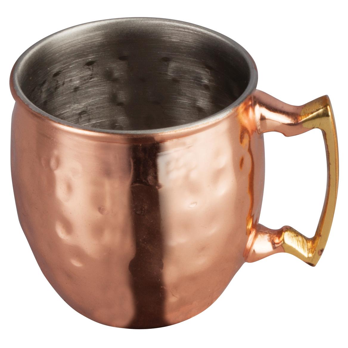 Winco CMM-2H mug, metal