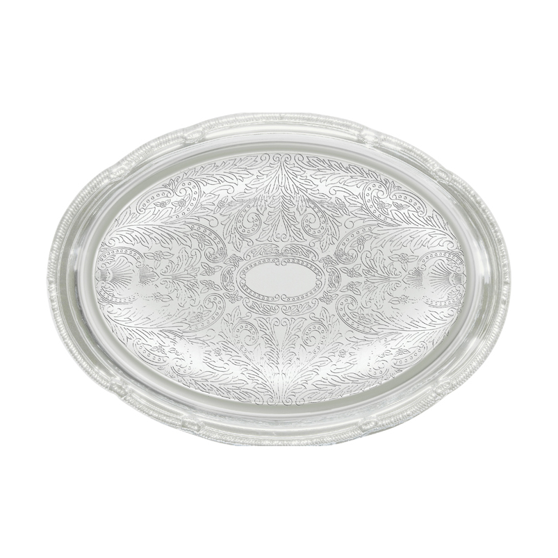 Winco CMT-1318 serving & display tray, metal