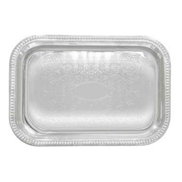 Winco CMT-1812 serving & display tray, metal