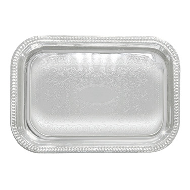 Winco CMT-2014 serving & display tray, metal