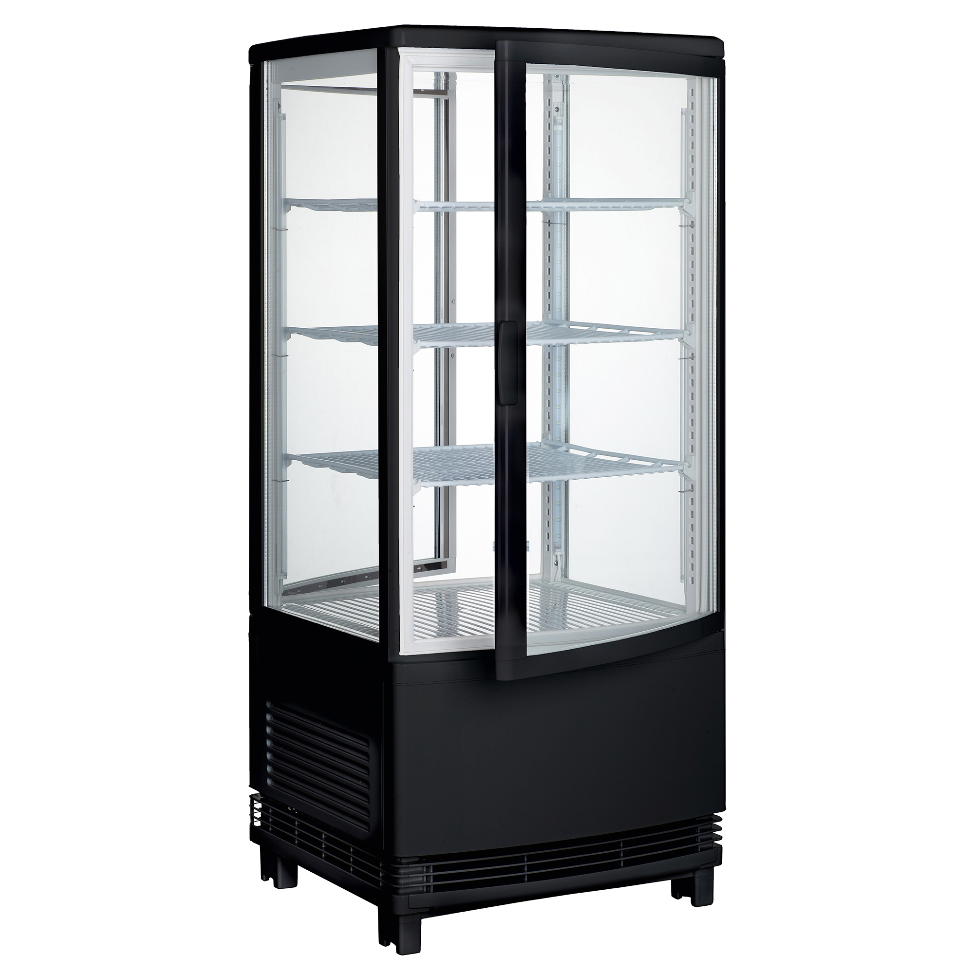 Winco CRD-1K display case, refrigerated, countertop