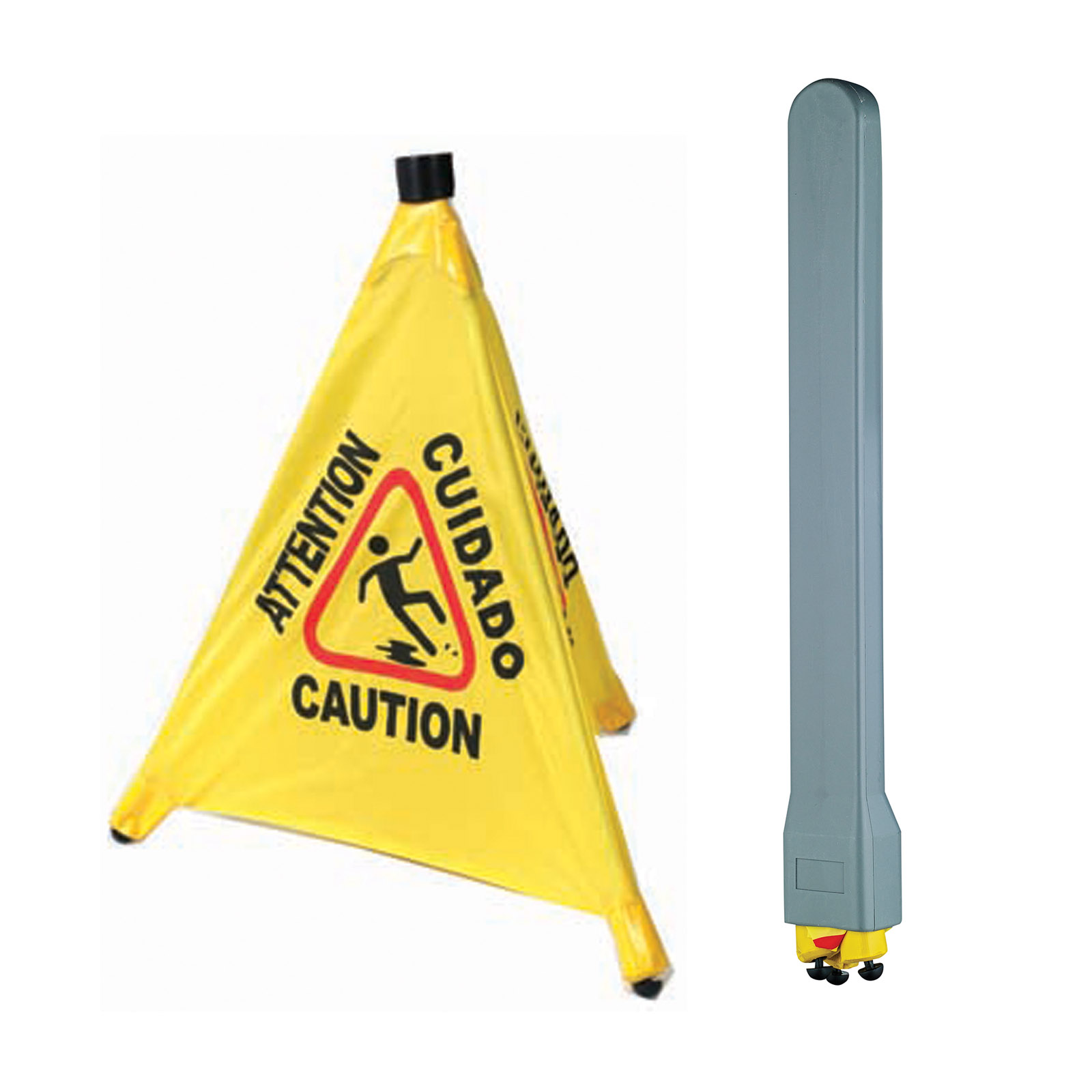 Winco CSF-SET sign, wet floor