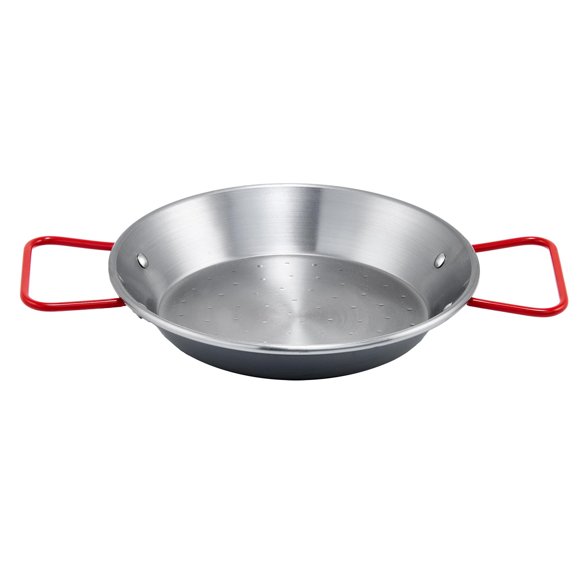 Winco CSPP-14 paella pan