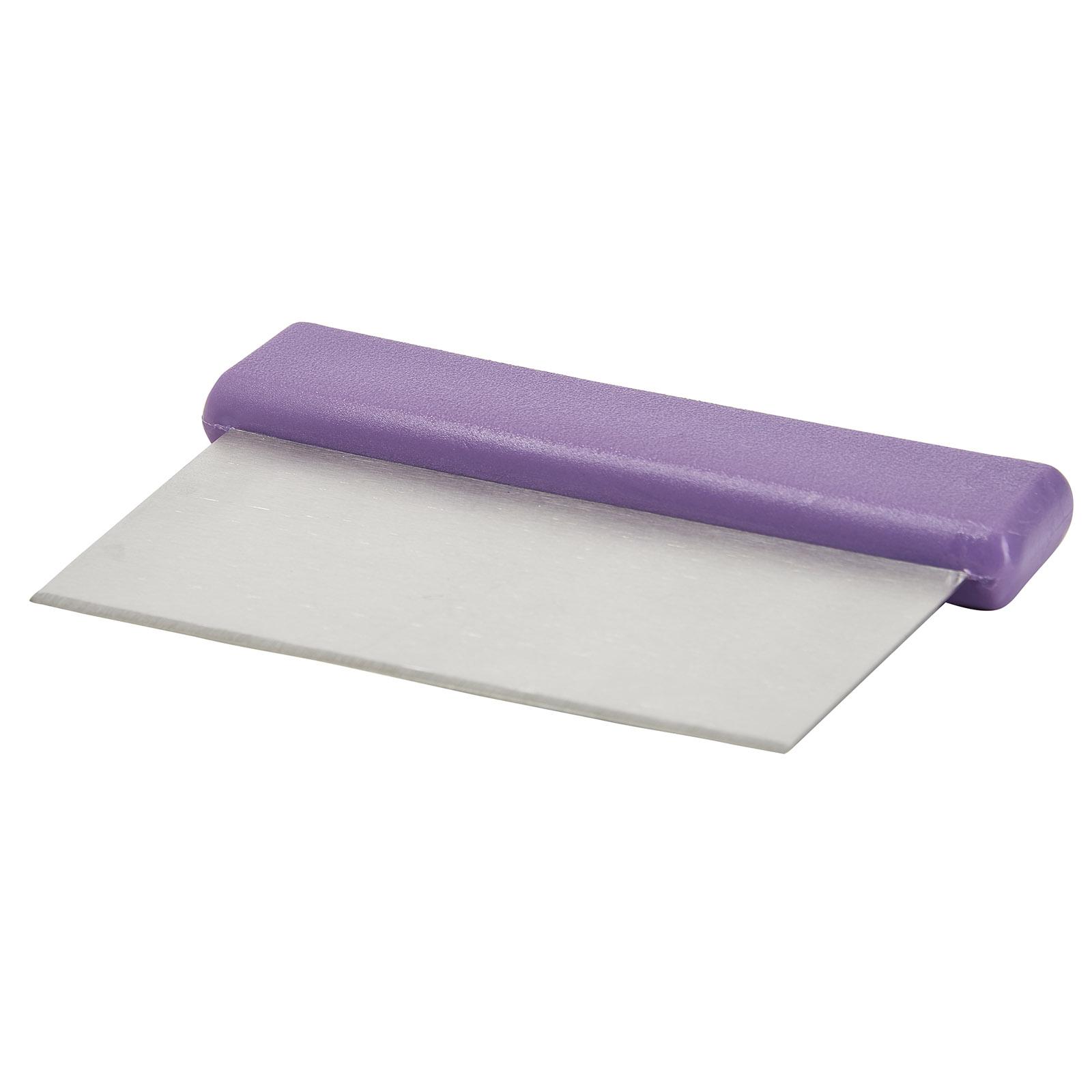 Winco DSC-2P dough cutter/scraper
