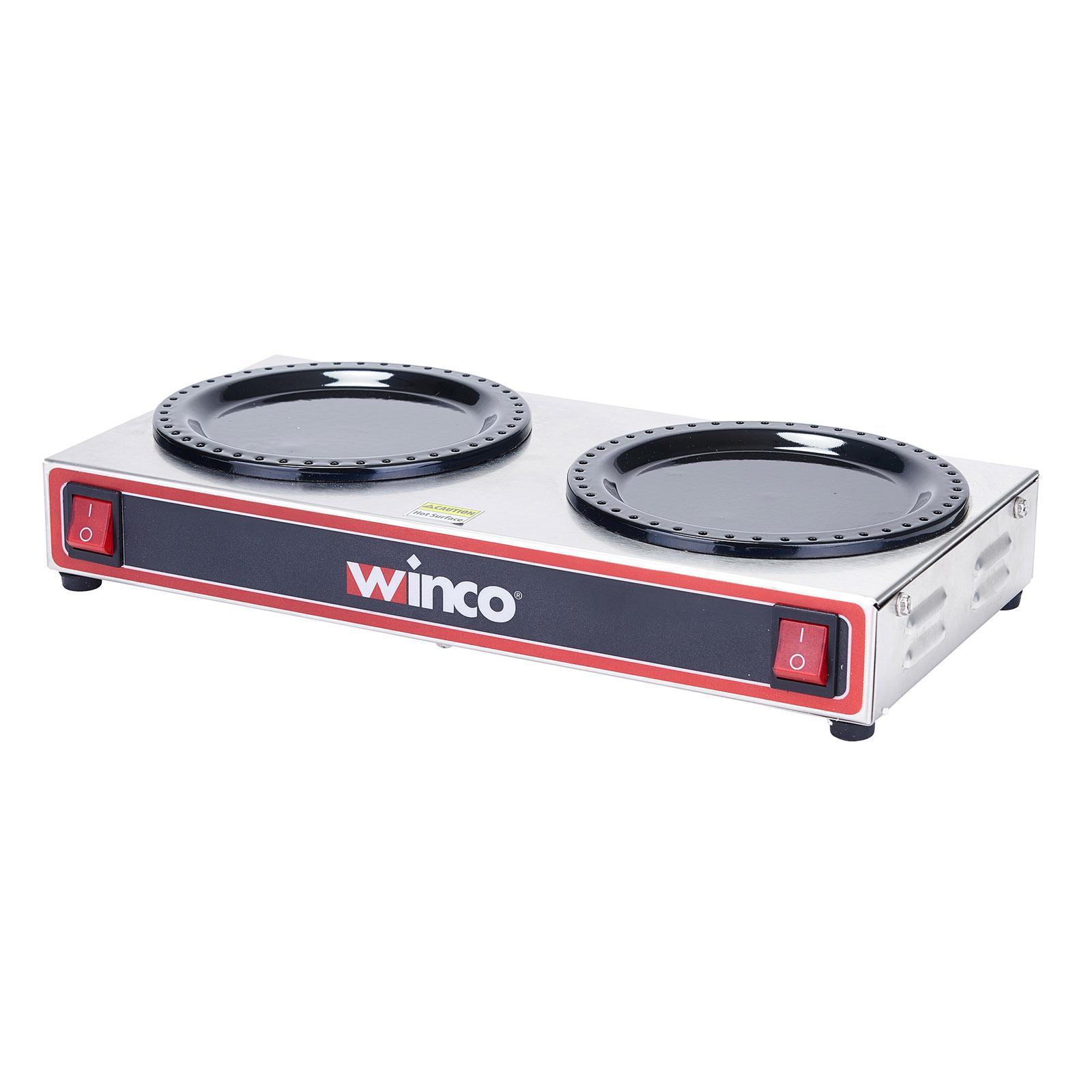 Winco ECW-2 coffee warmer