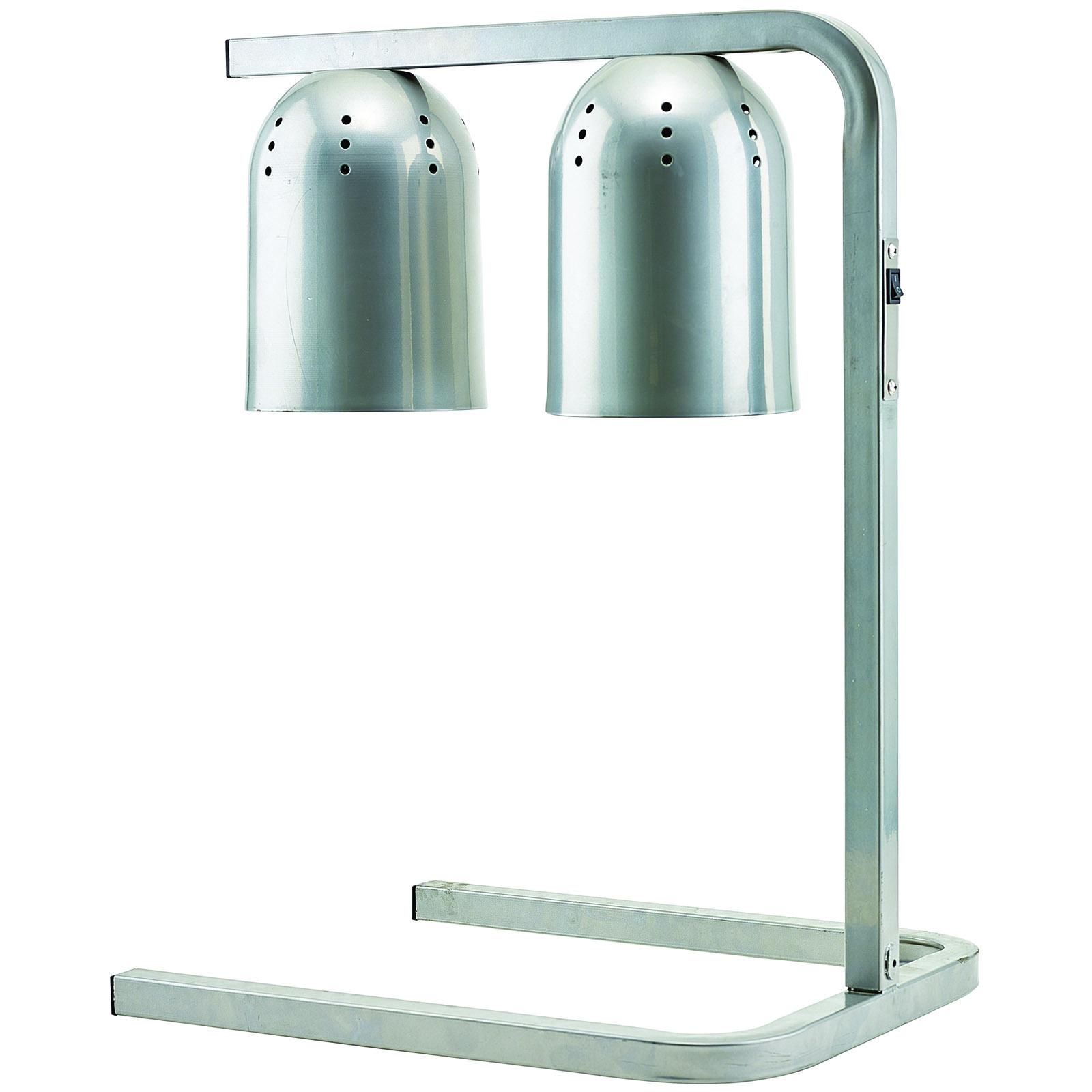 Winco EHL-2C heat lamp, bulb type