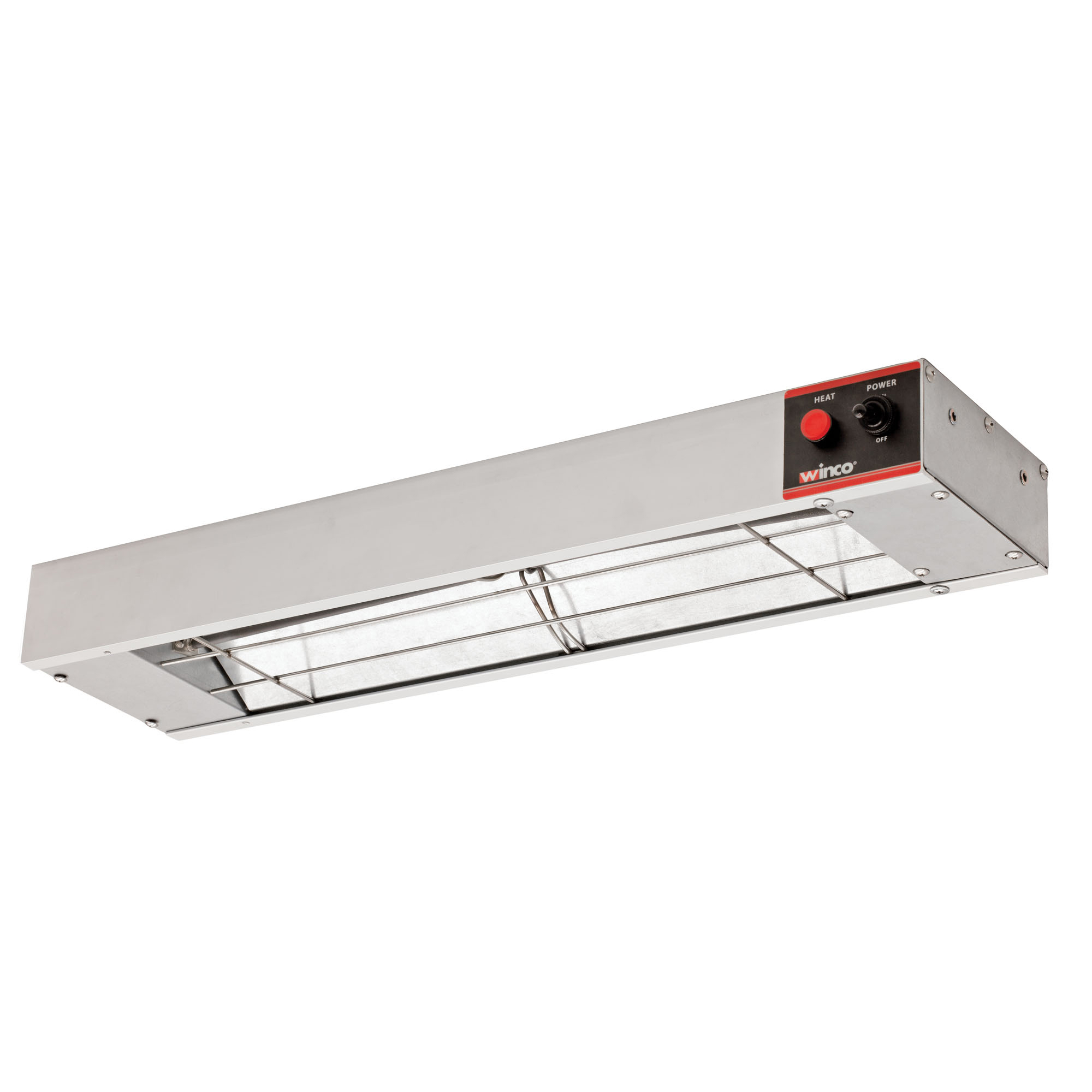 Winco ESH-24 heat lamp, strip type