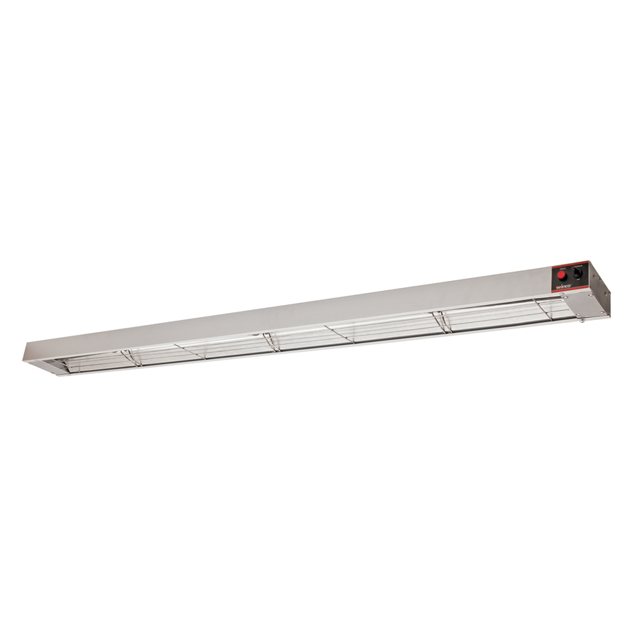 Winco ESH-48 heat lamp, strip type