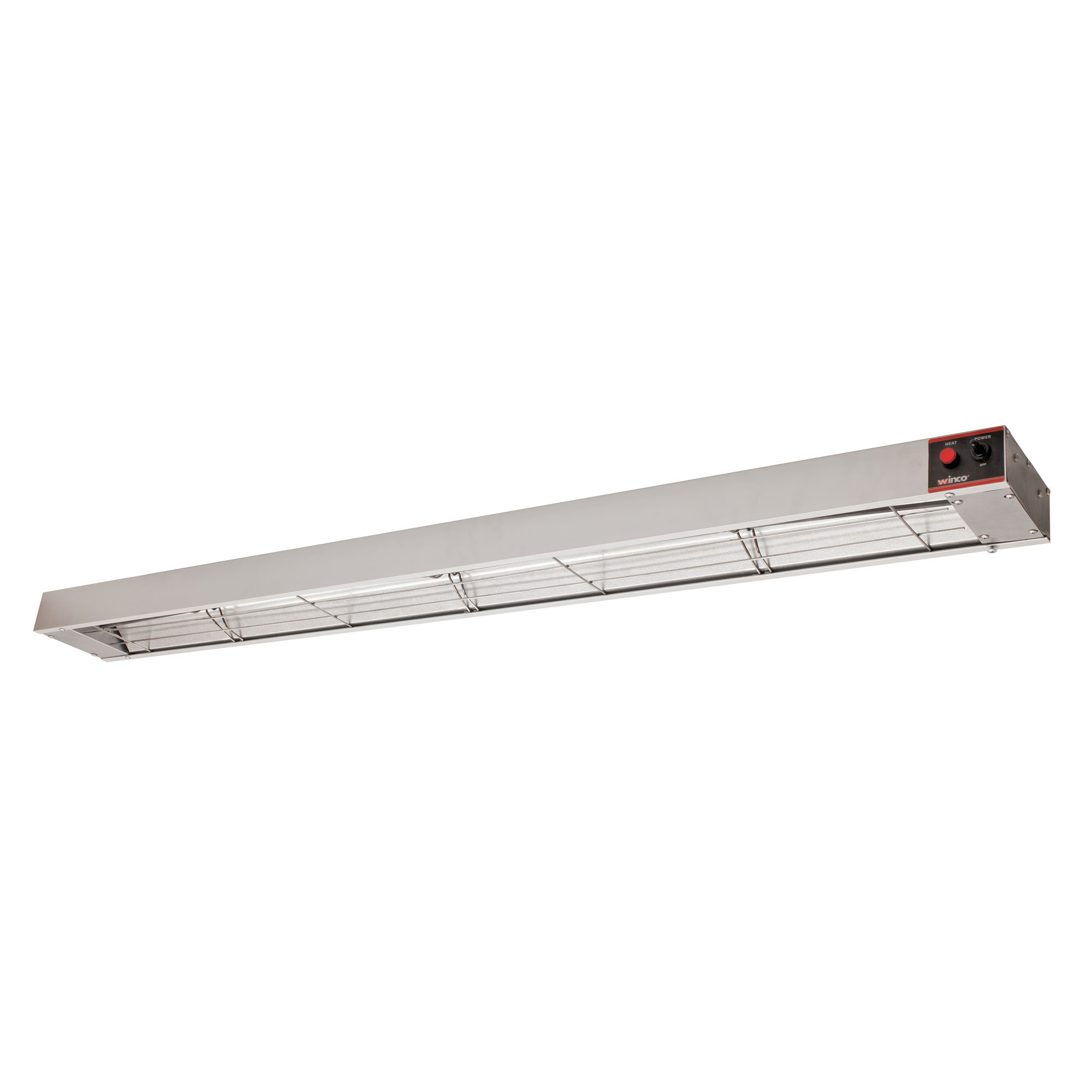 Winco ESH-60 heat lamp, strip type