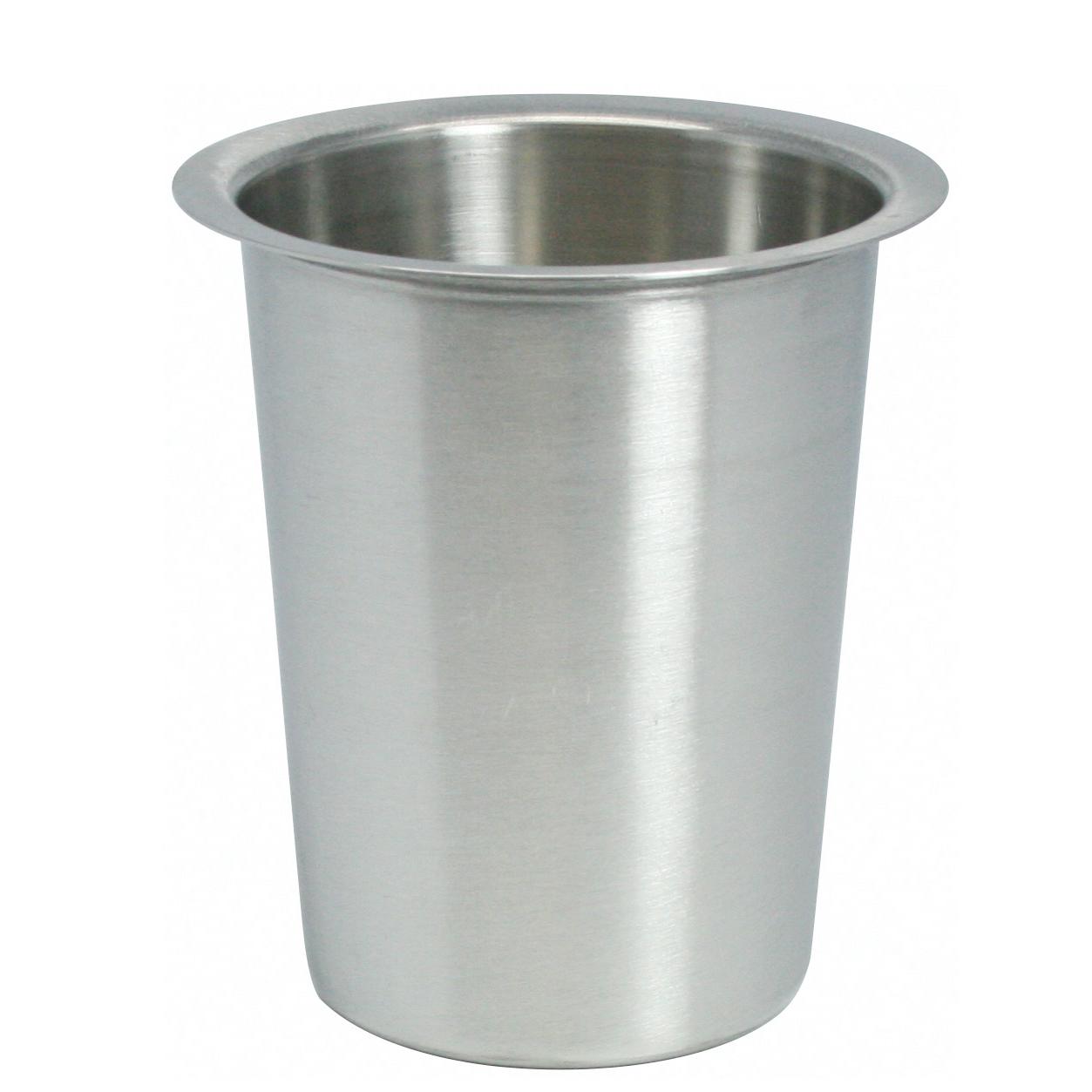 Winco FC-SL flatware holder, cylinder / insert