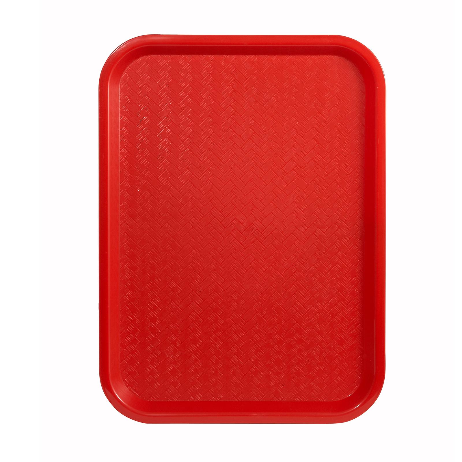 Winco FFT-1418R tray, fast food