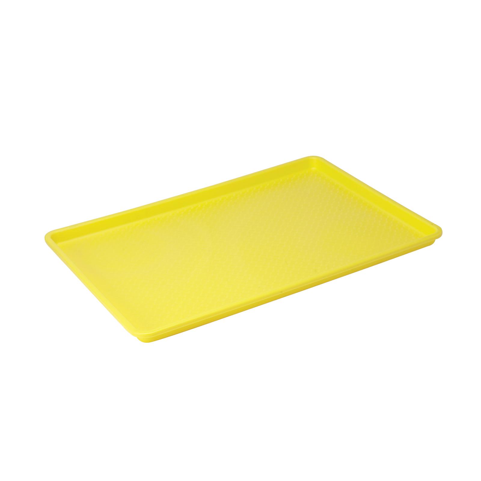 Winco FFT-1826YL tray, fast food