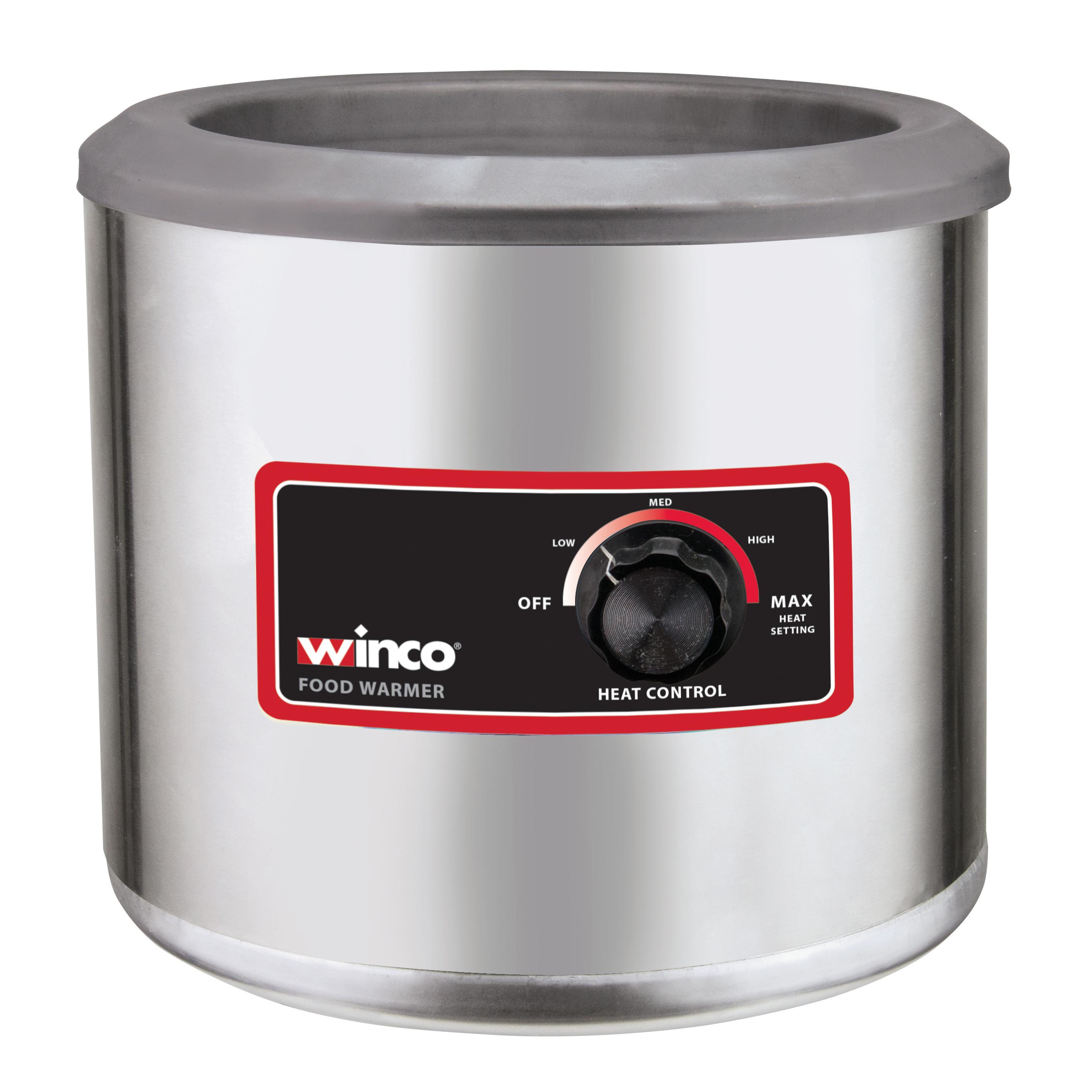 Winco FW-7R250 food pan warmer/cooker, countertop
