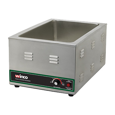 Winco FW-S600 food pan warmer/cooker, countertop