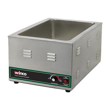 Winco FW-S600 food pan warmer/cooker, countertop