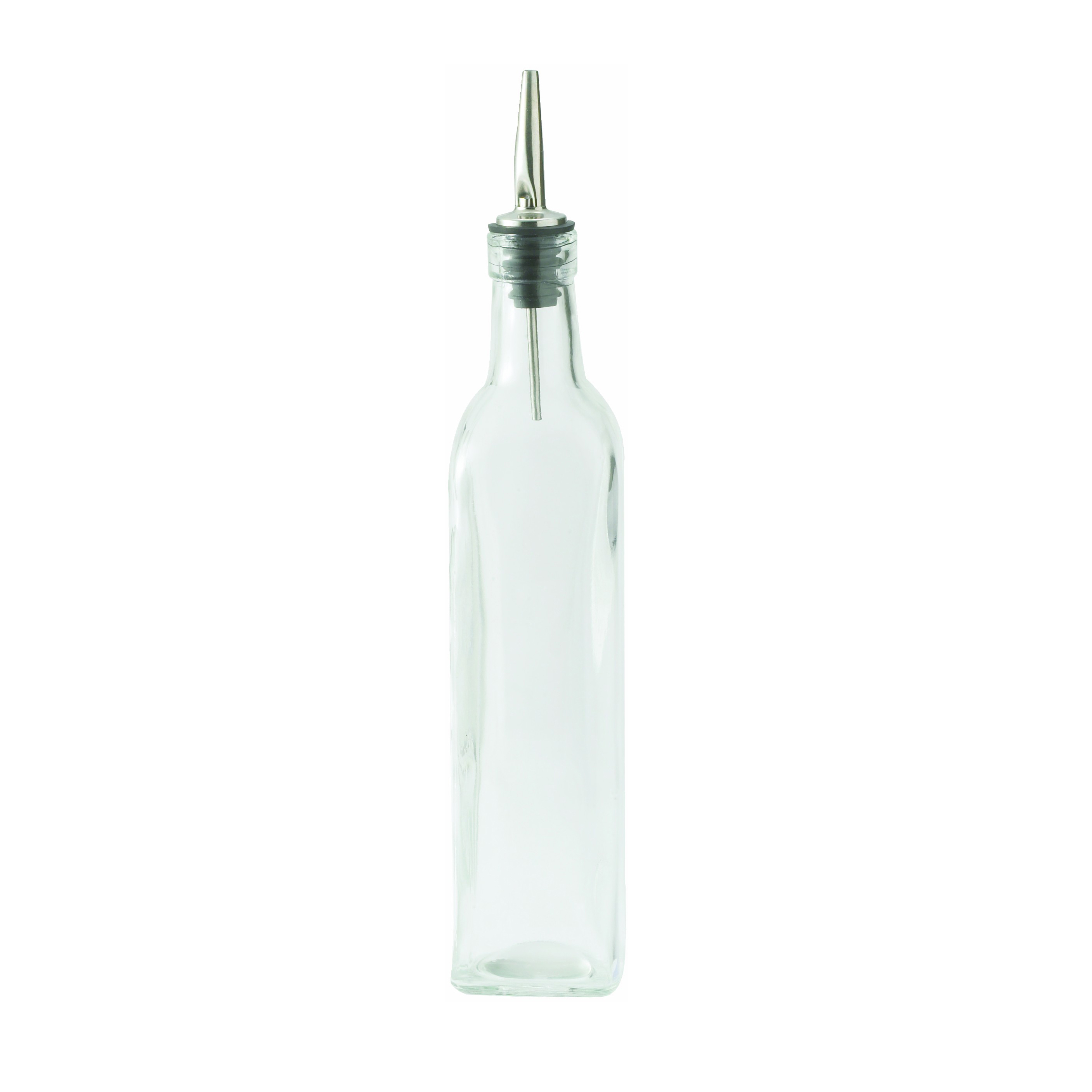 Winco GOB-16 oil & vinegar cruet bottle