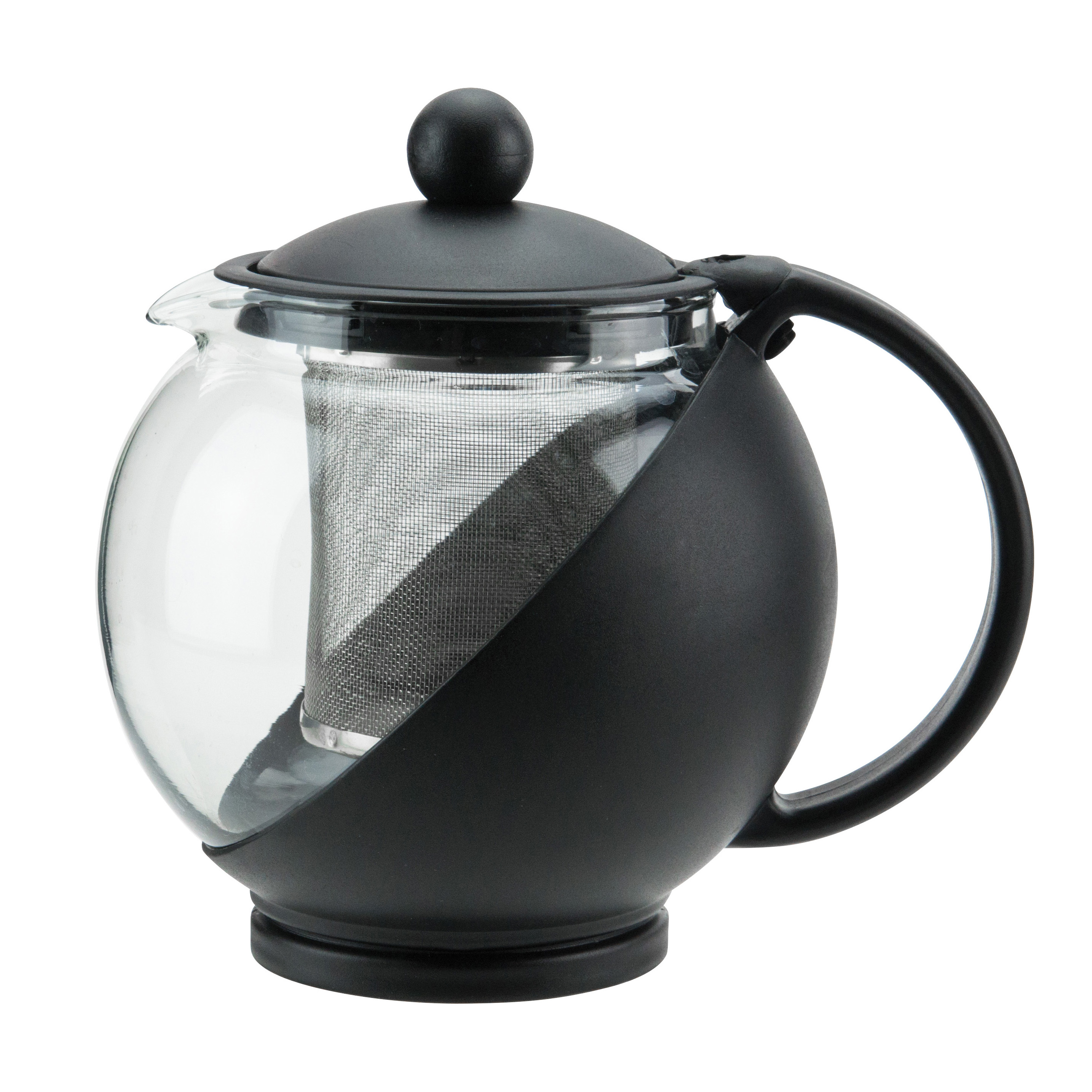 Winco GTP-25 coffee pot/teapot, glass