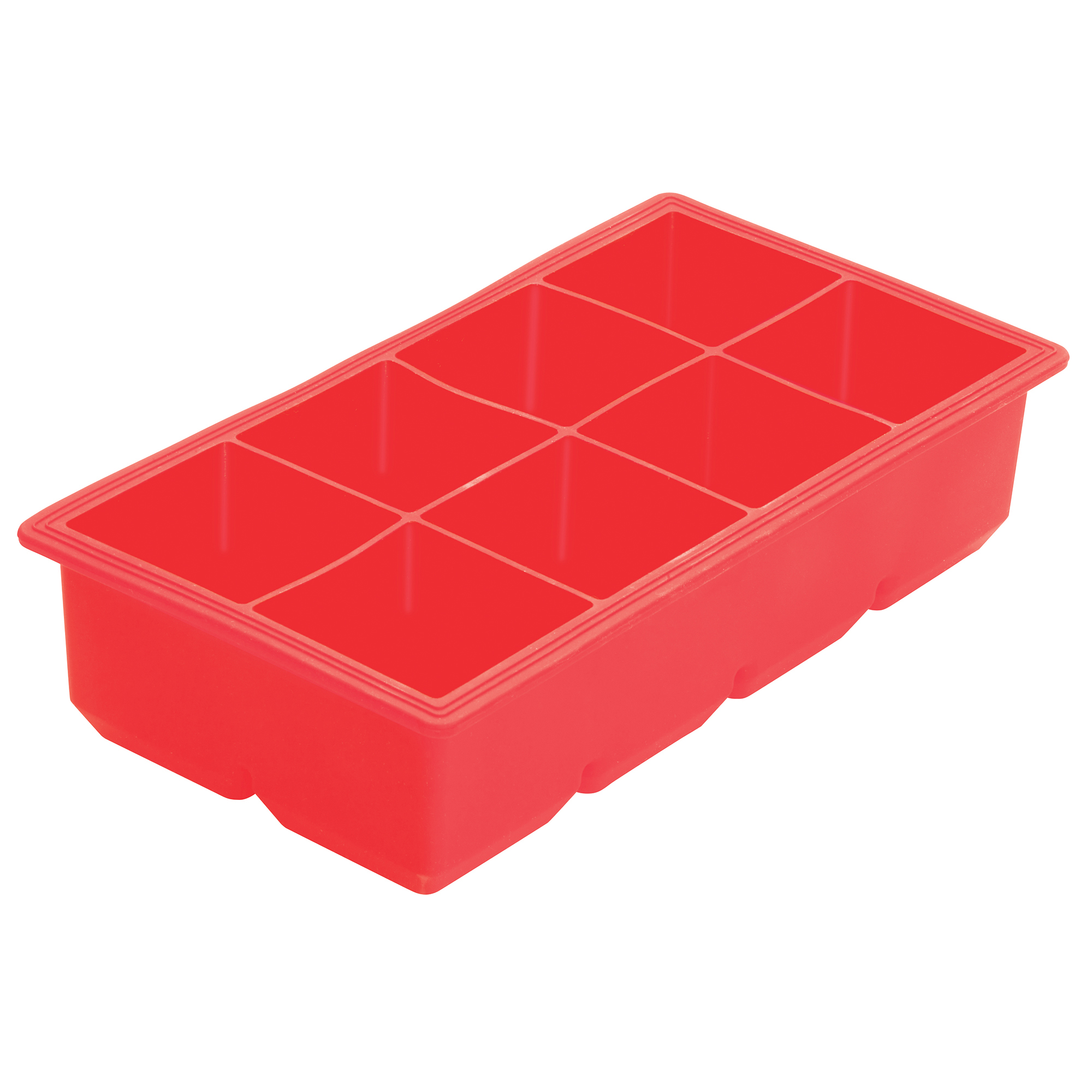 Winco ICCT-8R ice cube tray