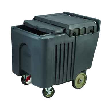 Winco IIC-29 ice bin / ice caddy , mobile